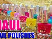 Nail Polishes Haul💅 Deborah Maybelline