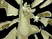 Ilustración protagonista película animación