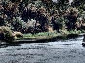 Navegando Nilo, Ombo, templo Isis