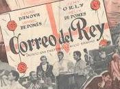 CORREO REY, (España, 1951) Aventuras