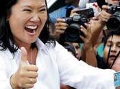 Keiko gana, pero habrá segunda vuelta.