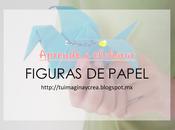 Como aprender elaborar figuras papel