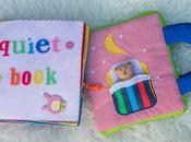 Libros sensoriales inspiración Montessori ¡con sorteo!