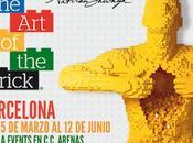 Brick Barcelona, llega exposición arte hecha Legos