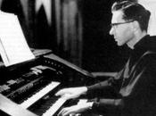 José María Ibarbia, añorado organista Franciscanos Santander