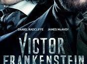 Victor Frankenstein. Paul McGuigan también crea monstruo... pero vida.