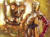 esto C-3PO tenía brazo rojo TheForceAwakens