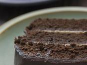 Cake chocolate amargo