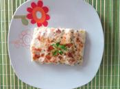 Canelones queso