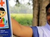 móvil ayuda facilita información sobre salud materno-infantil India