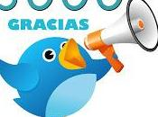 3000 Seguidores Twitter