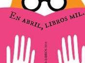 abril, libros