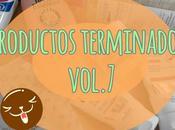 productos terminados (vol.7)