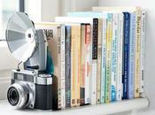 Libros y... cámaras fotos