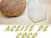 Aceite coco