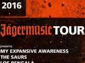 Segunda Edición #JägermusicTour (Septiembre Octubre 2016)
