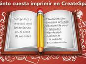 Cómo saber coste libro CreateSpace