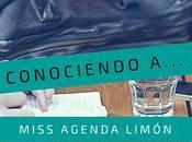 Conociendo Miss Agenda Limón