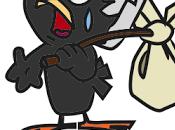 Versión Calimero, personaje dibujos animados