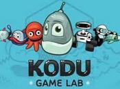 Kodu programa para crear juegos