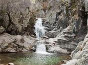 Cascadas; agua naturaleza Madrid alrededores