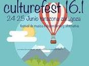 Culture Fest 2016, fiesta Madrid