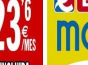 busca servicio sólo Internet fijo, telefonía fija, aquí comparativa únicas ofertas disponibles mercado (Pepephone Eroski Móvil)