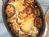 Berenjenas parmesana {Eggplant parmesan}