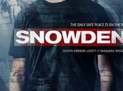 Tráiler oficial afiche Snowden, nueva película Oliver Stone