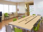 Sala idónea para reuniones, actividades formación talleres