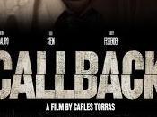 Callback, Carles Torras, Biznaga mejor película, Festival Málaga, Cine Español