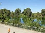 Unión solidaria parques junto Guadalquivir
