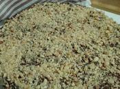 Tarta chocolate avellanas