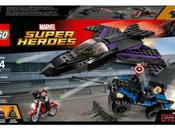 Lego Super Heroes vuelve Capitán América Civil