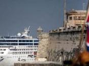 Llegó Cuba crucero norteamericano luego medio siglo