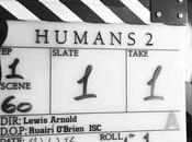 ¡Comenzó rodaje temporada #Humans!