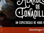 Teatro tribueñe: programación mayo