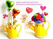 Regalos bonitos madre -regadera flores