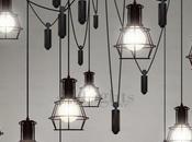Decorar rincones lámparas techo