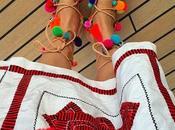 Seasonal trends; summer shoes.-