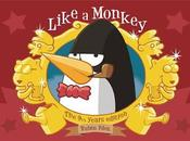 """Like Monkey: years edition como pinguino Madagascar puede escribir fanzine."