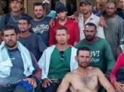 Grupo cubanos balseros llega Honduras
