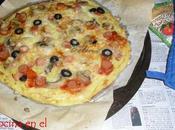 Pizza patata