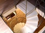 Cómo escoger mejores escaleras caracol para proyectos