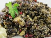 Receta arroz negro sepia