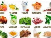 Alimentos ayudan bajar peso
