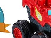 ¡Sorteo juguetes Blaze Monster Machines!