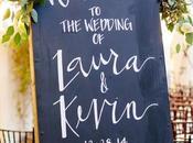 Pizarras bienvenida vuestra boda