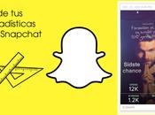Snaplytics: Herramienta para medir estadísticas Snapchat