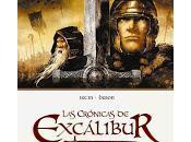 crónicas excalibur: primera crónica jean-luc istin alain brion